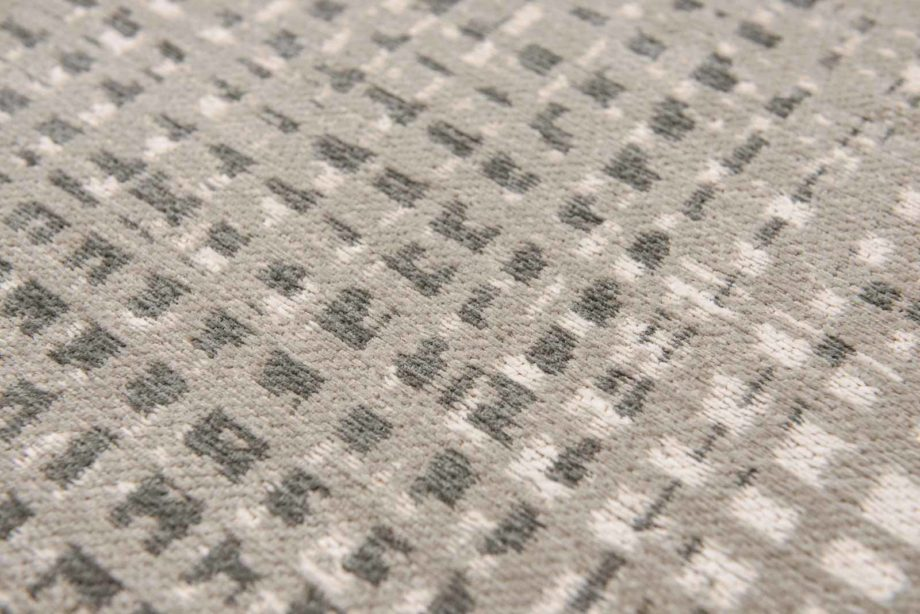 Louis De Poortere rugs Romo LX 8737 Lazlo Cobblestone zoom 4