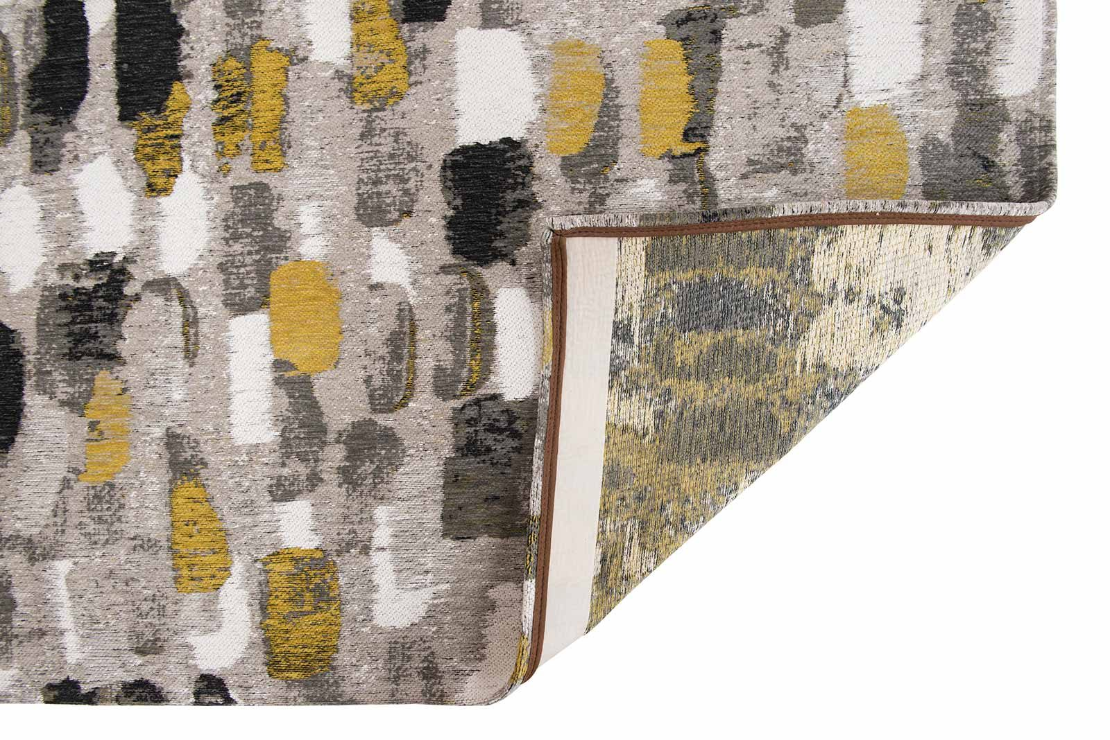 Louis De Poortere rugs Romo LX 8740 Murano Sunflower back