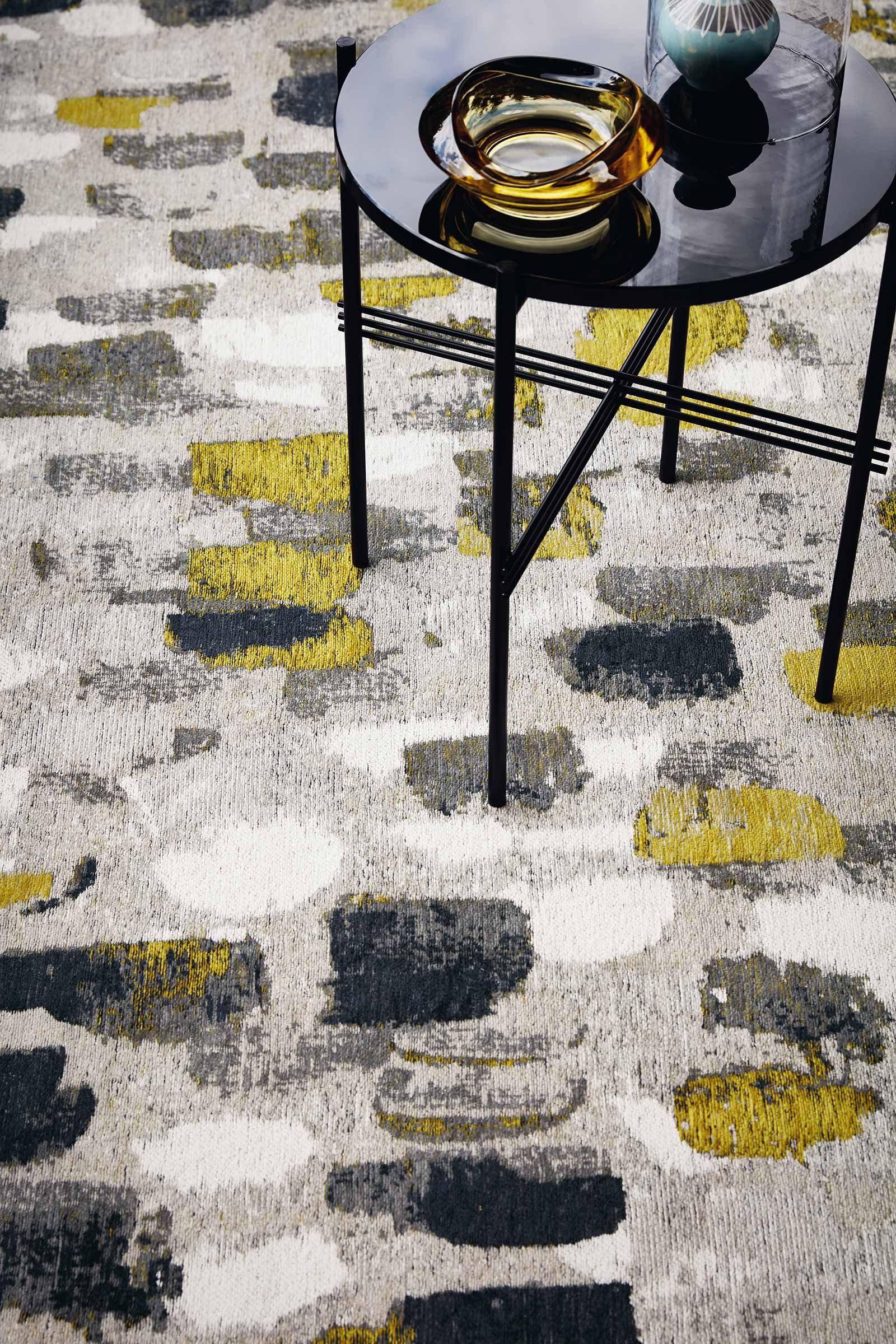 Louis De Poortere rugs Romo LX 8740 Murano Sunflower interior 3
