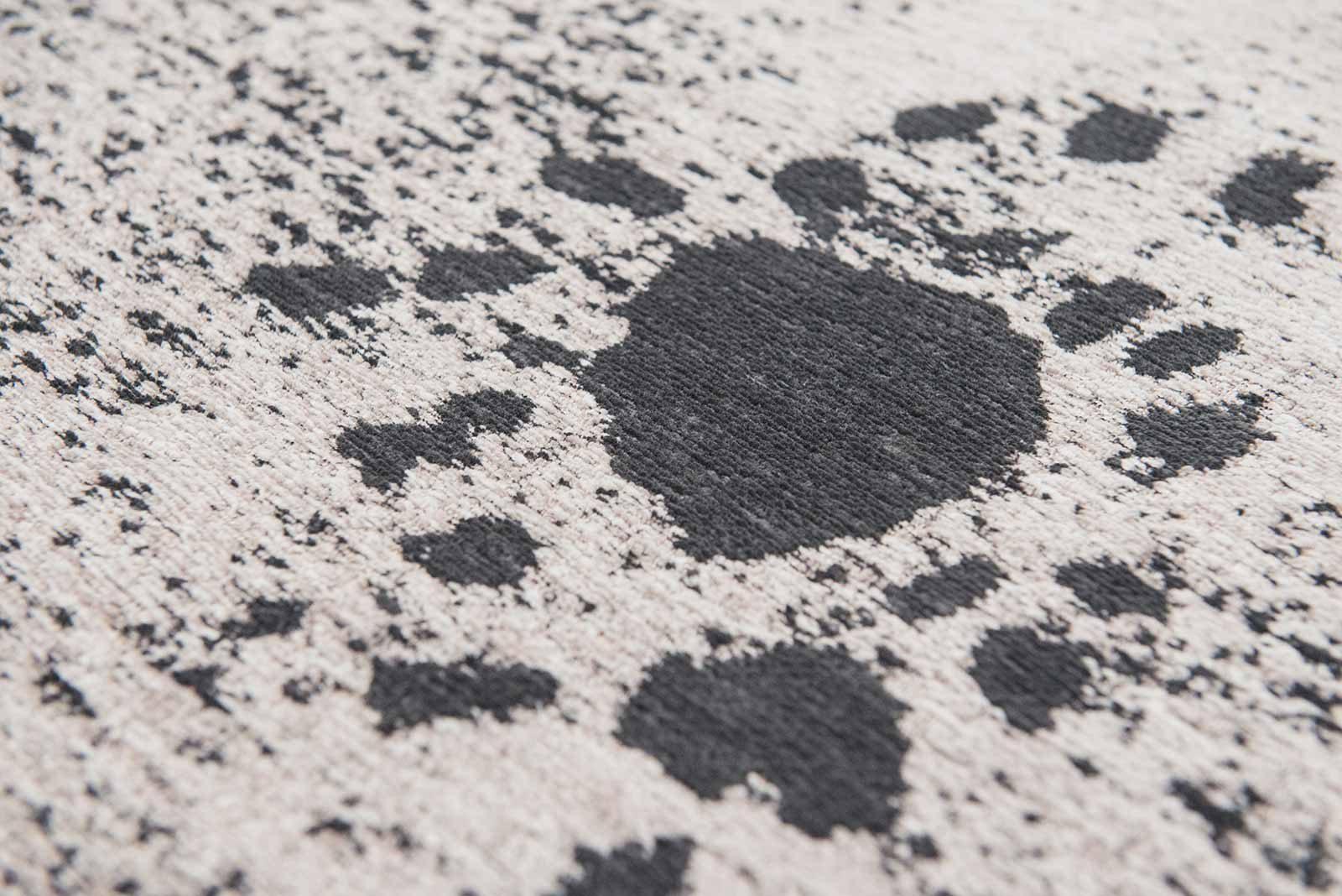 Louis De Poortere rugs Romo LX 8741 Lomasi Charcoal zoom