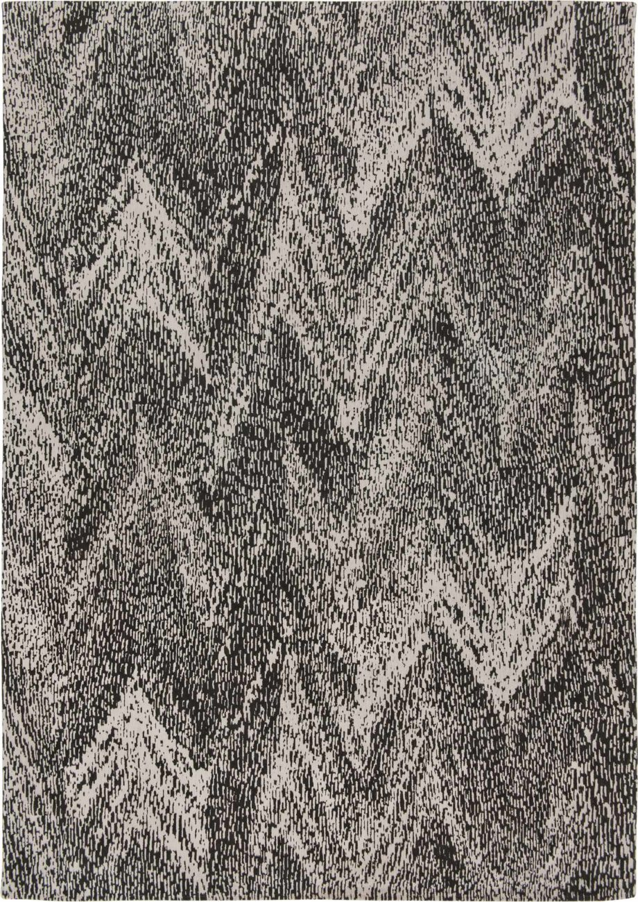 Louis De Poortere rugs Romo LX 8746 Itsuki Charcoal