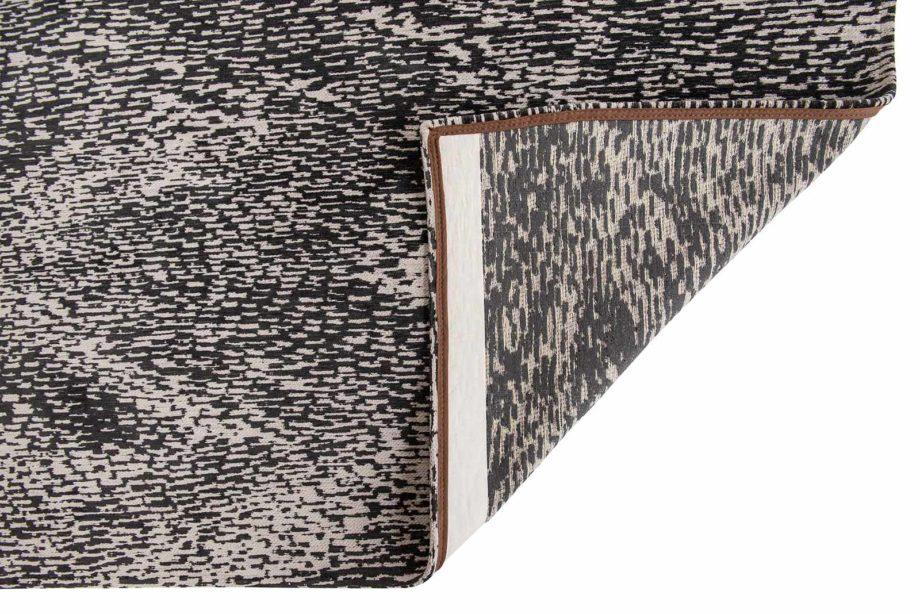 Louis De Poortere rugs Romo LX 8746 Itsuki Charcoal back