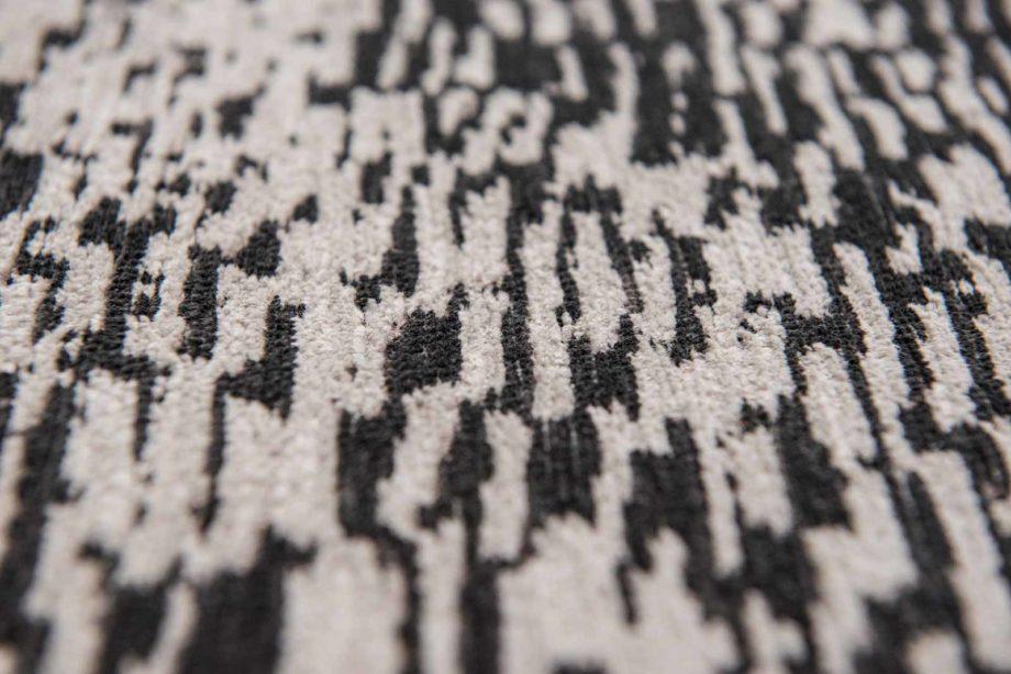 Louis De Poortere rugs Romo LX 8746 Itsuki Charcoal zoom