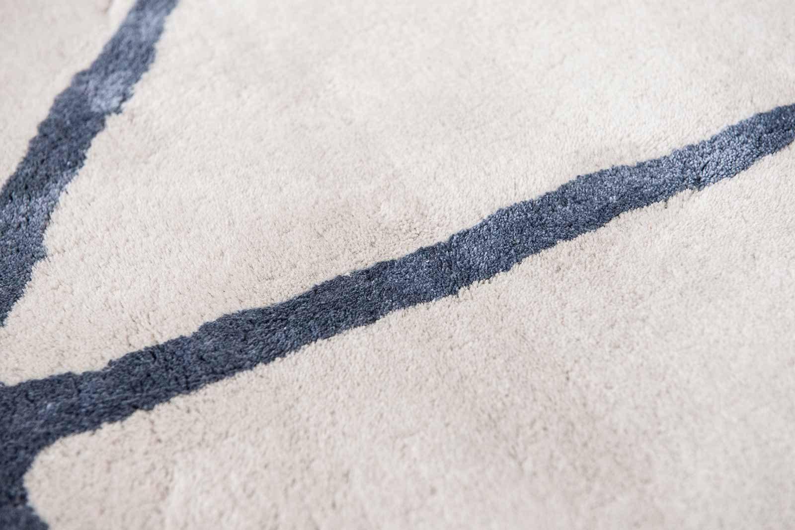 Louis De Poortere rugs Villa Nova LX 2015 Haldon Indigo zoom 4