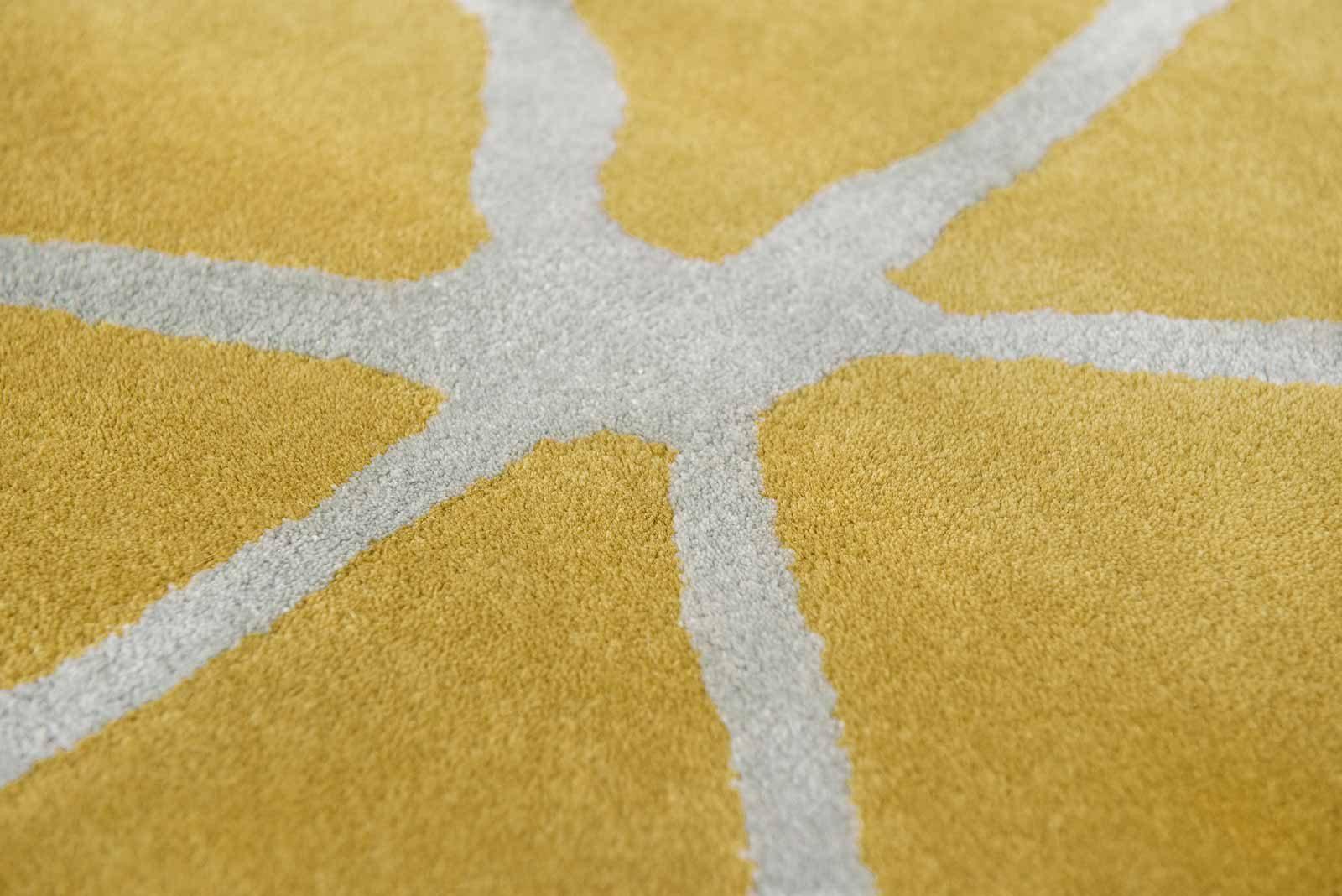 Louis De Poortere rugs Villa Nova LX 2016 Haldon Ochre zoom 1