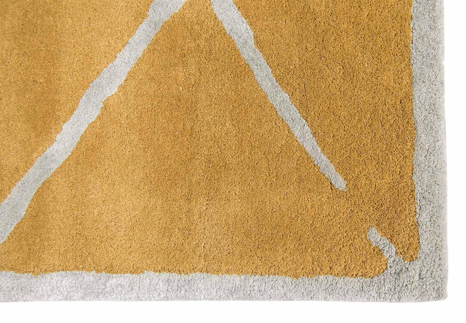 Louis De Poortere rugs Villa Nova LX 2016 Haldon Ochre zoom 4