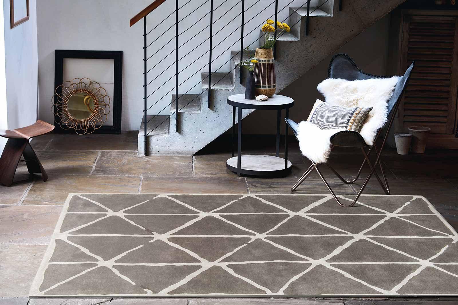 Louis De Poortere rugs Villa Nova LX 2017 Haldon Slate interior