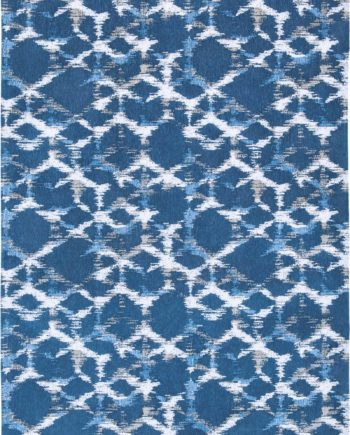 Louis De Poortere rugs Villa Nova LX 8750 Sudare Indigo