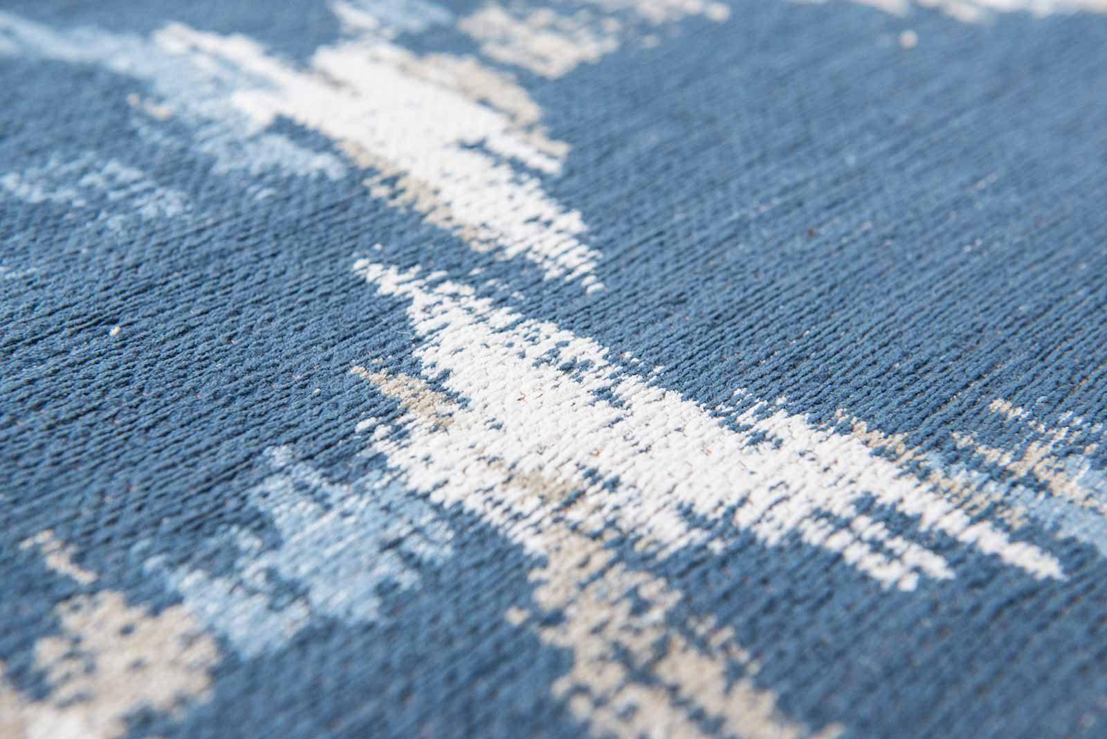 Louis De Poortere rugs Villa Nova LX 8750 Sudare Indigo zoom