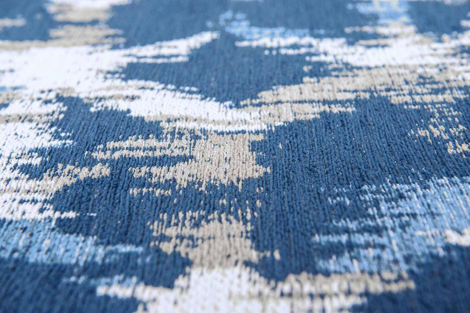 Louis De Poortere rugs Villa Nova LX 8750 Sudare Indigo zoom 4