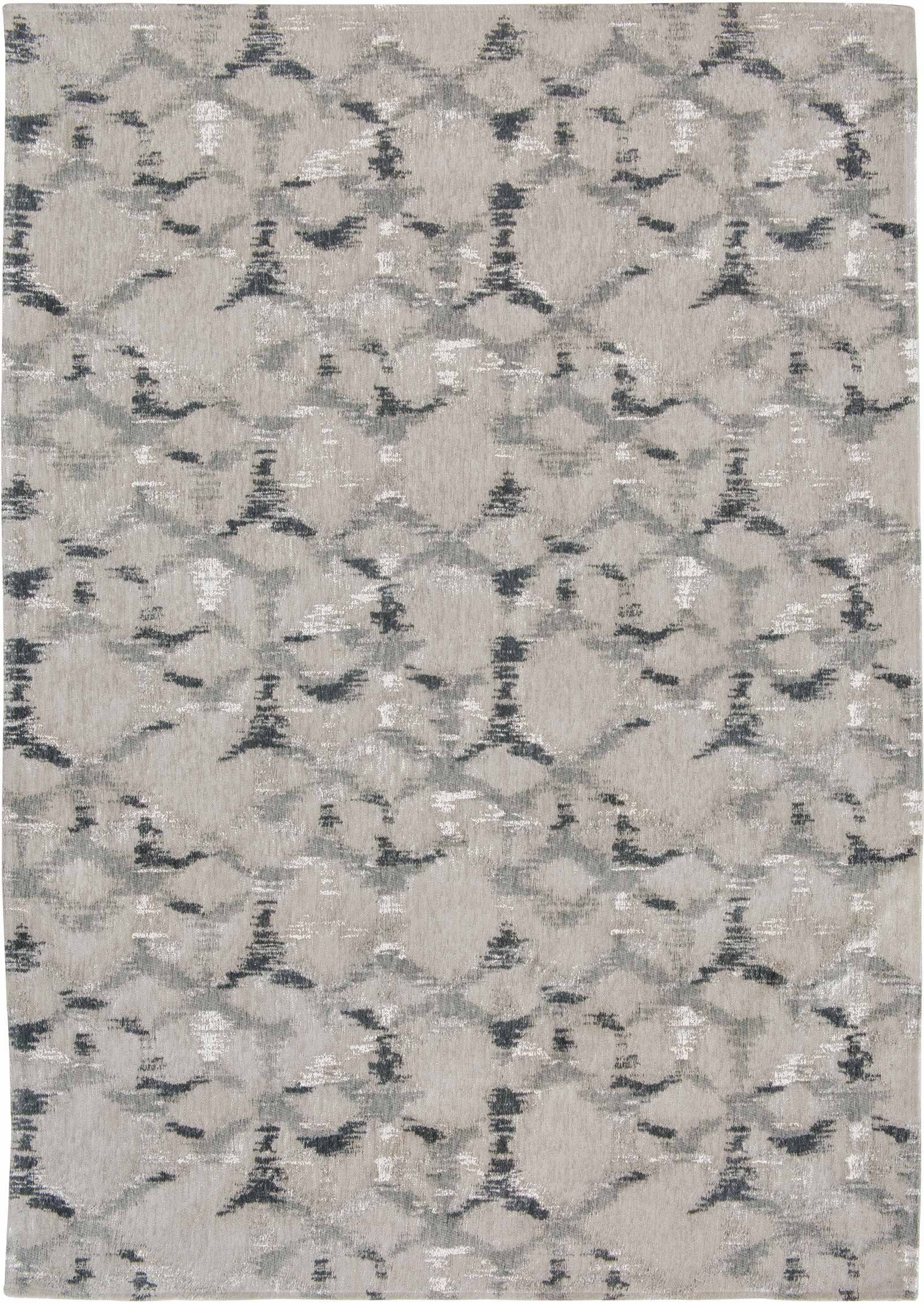 Louis De Poortere rugs Villa Nova LX 8753 Sudare Carbon