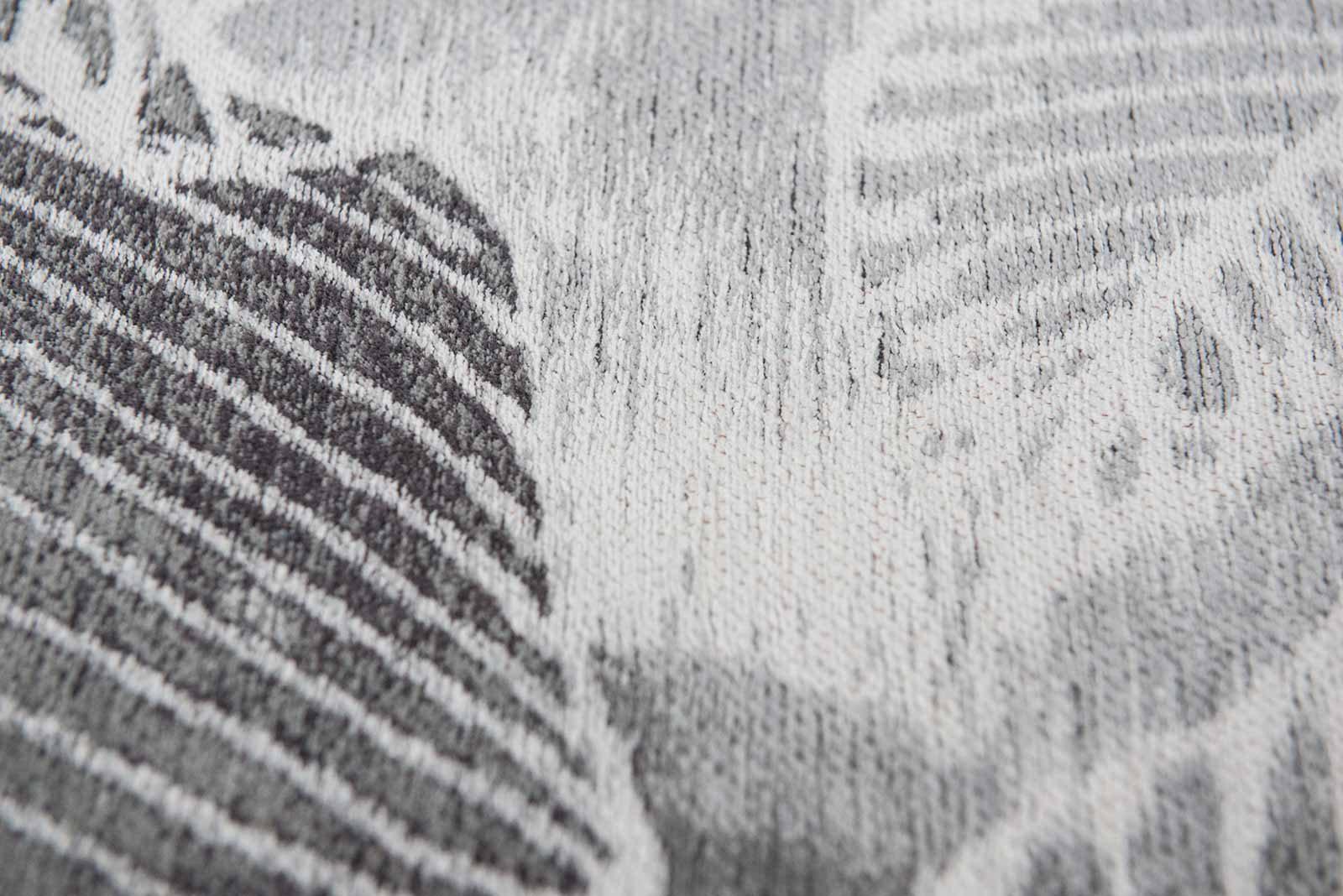 Louis De Poortere rugs Villa Nova LX 8755 Akina Carbon zoom 2