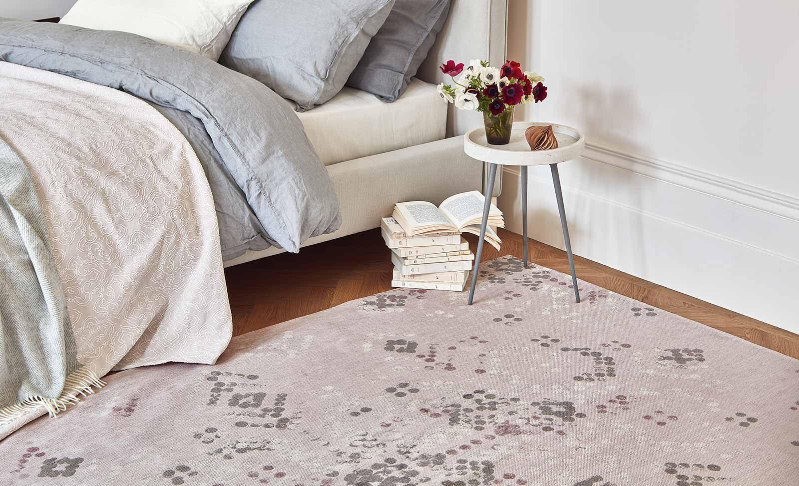 Louis De Poortere rugs Villa Nova LX 8760 Marit Bramble interior
