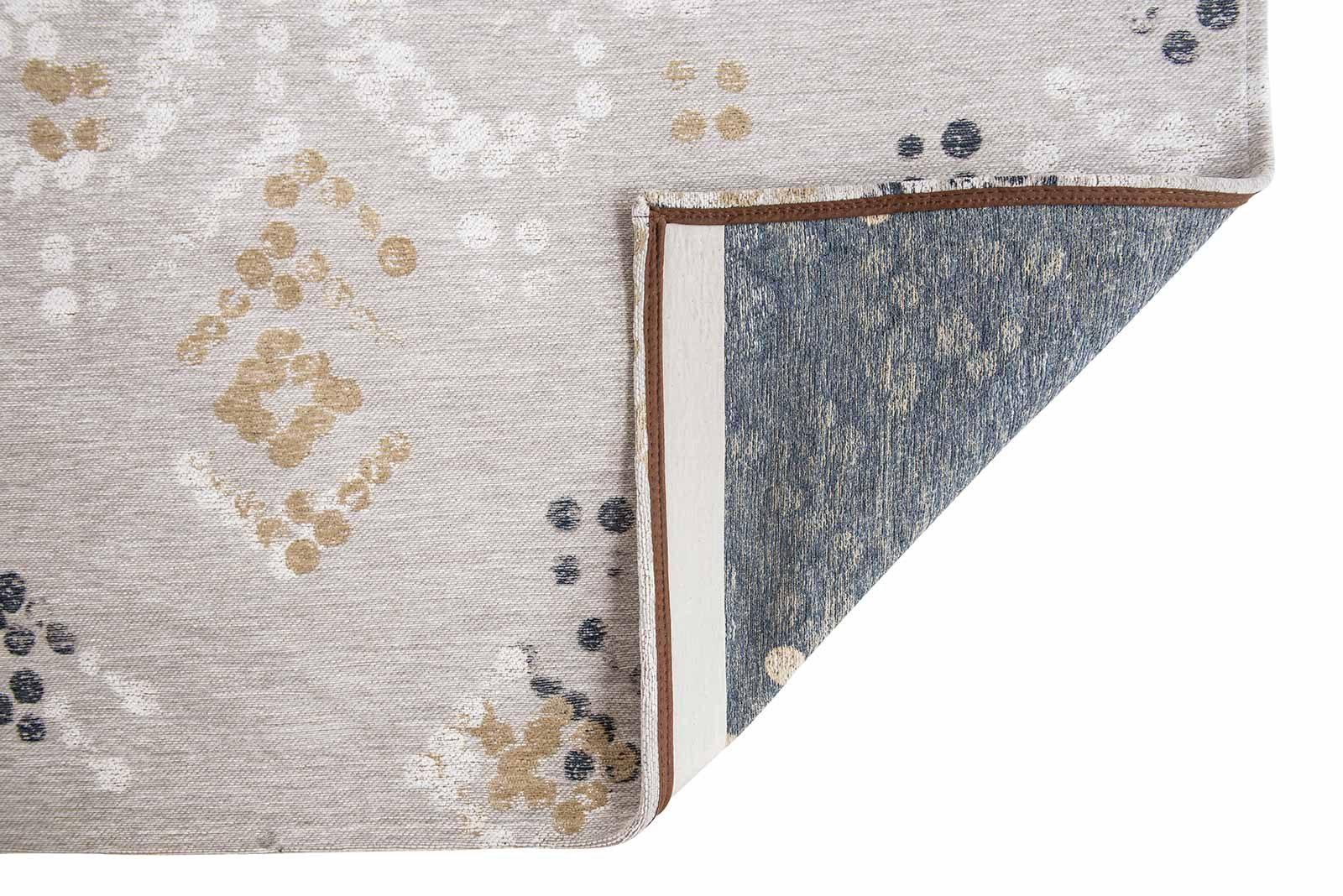 Louis De Poortere rugs Villa Nova LX 8761 Marit Ochre back