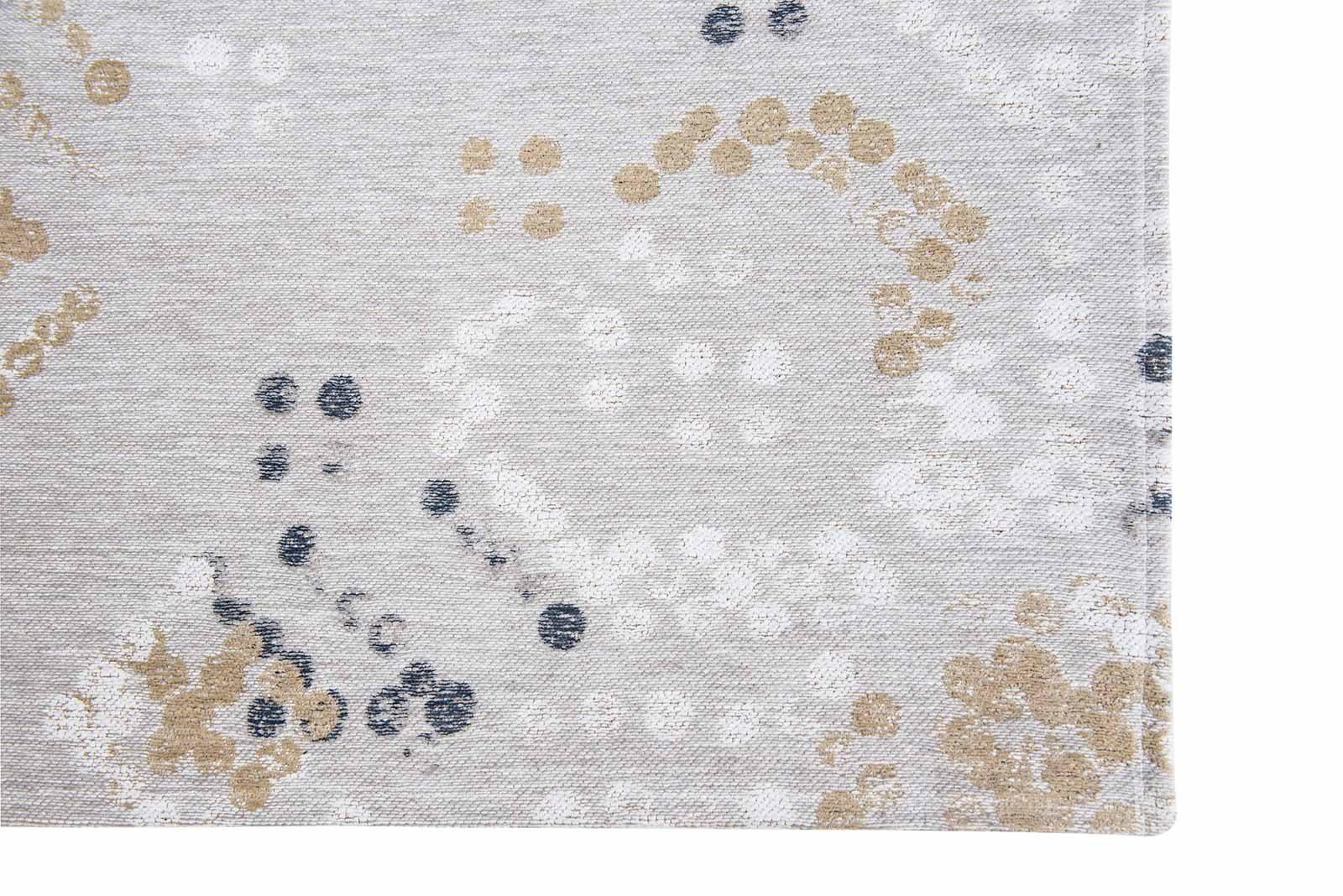 Louis De Poortere rugs Villa Nova LX 8761 Marit Ochre corner