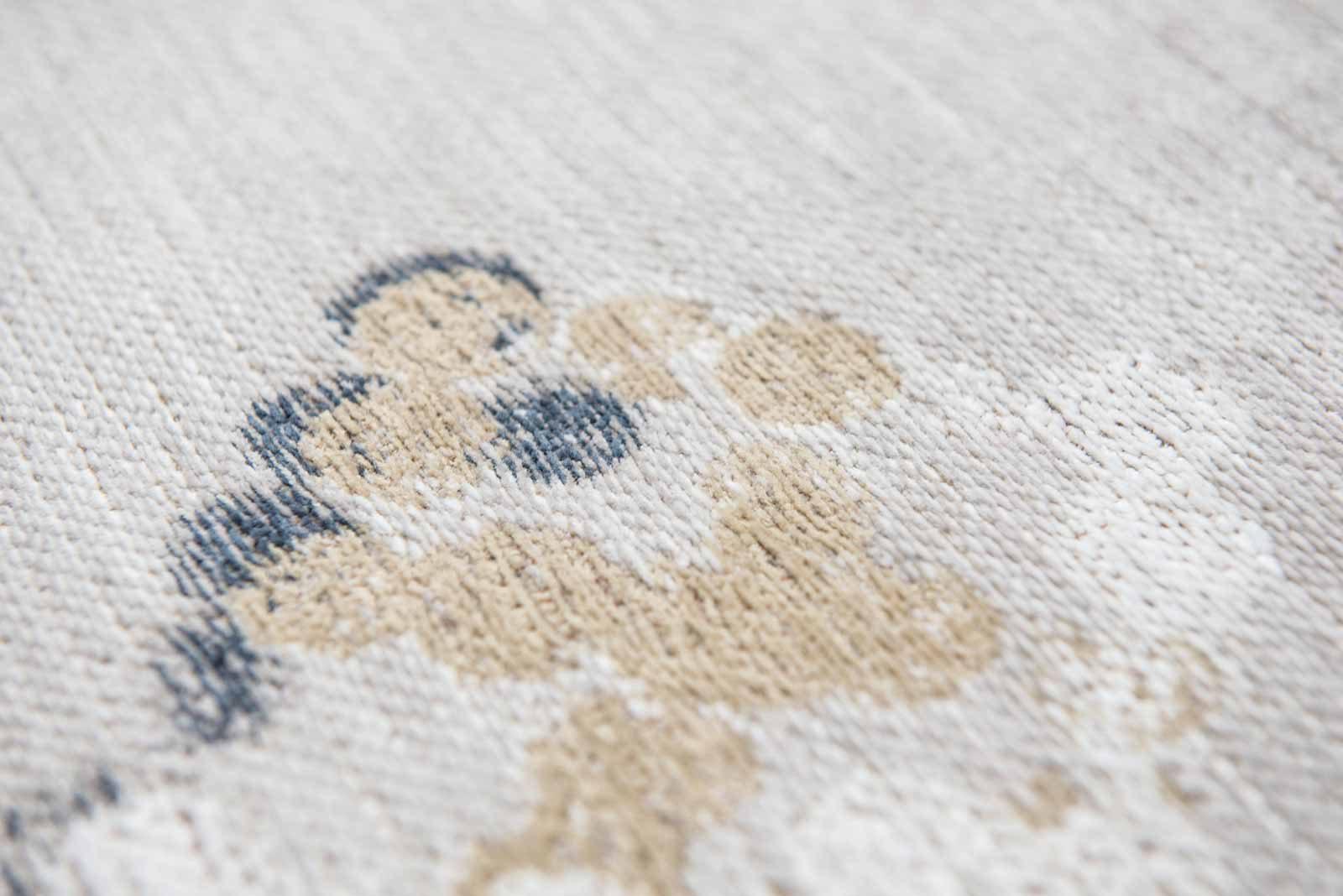 Louis De Poortere rugs Villa Nova LX 8761 Marit Ochre zoom 2