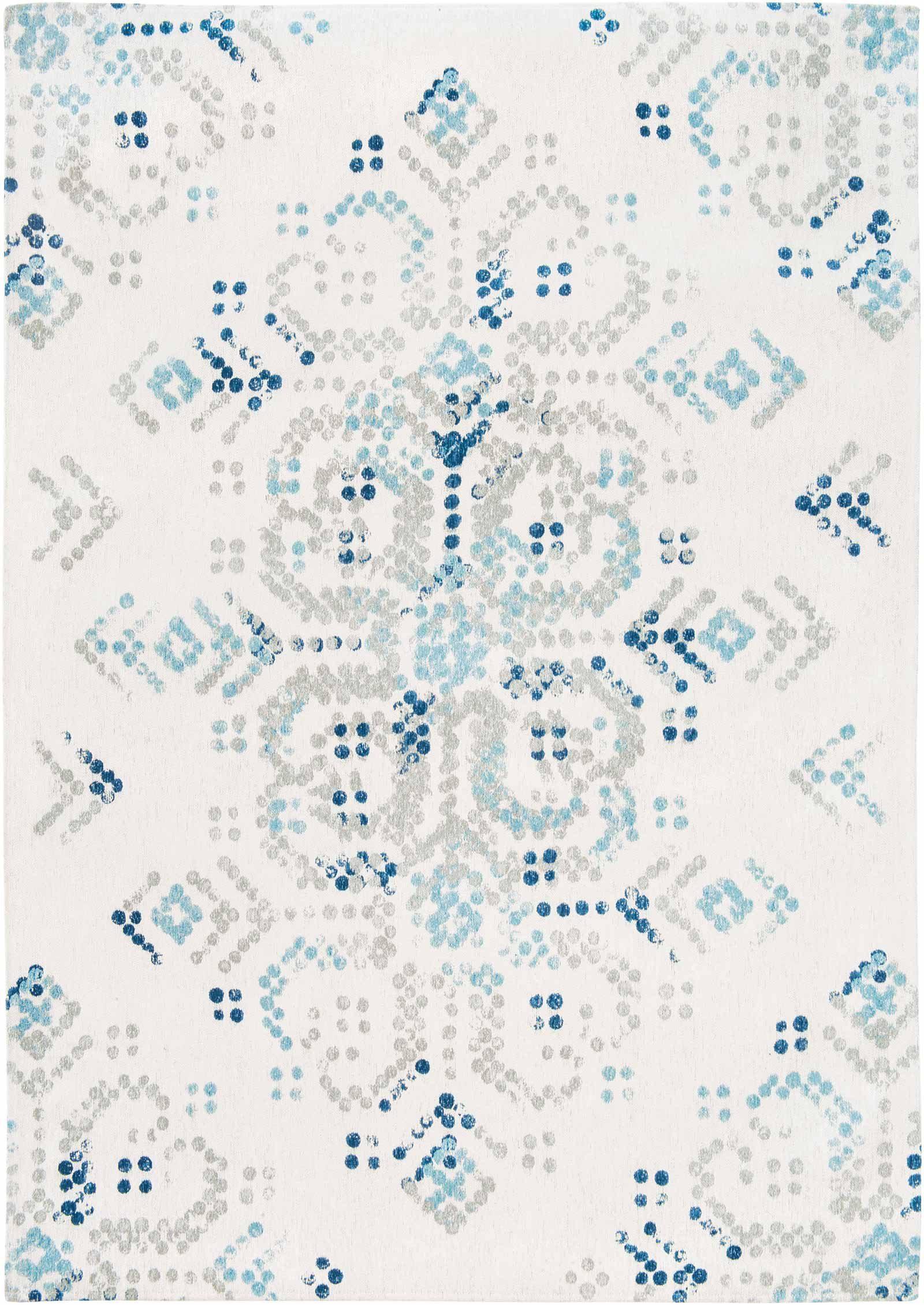 Louis De Poortere rugs Villa Nova LX 8762 Marit Indigo