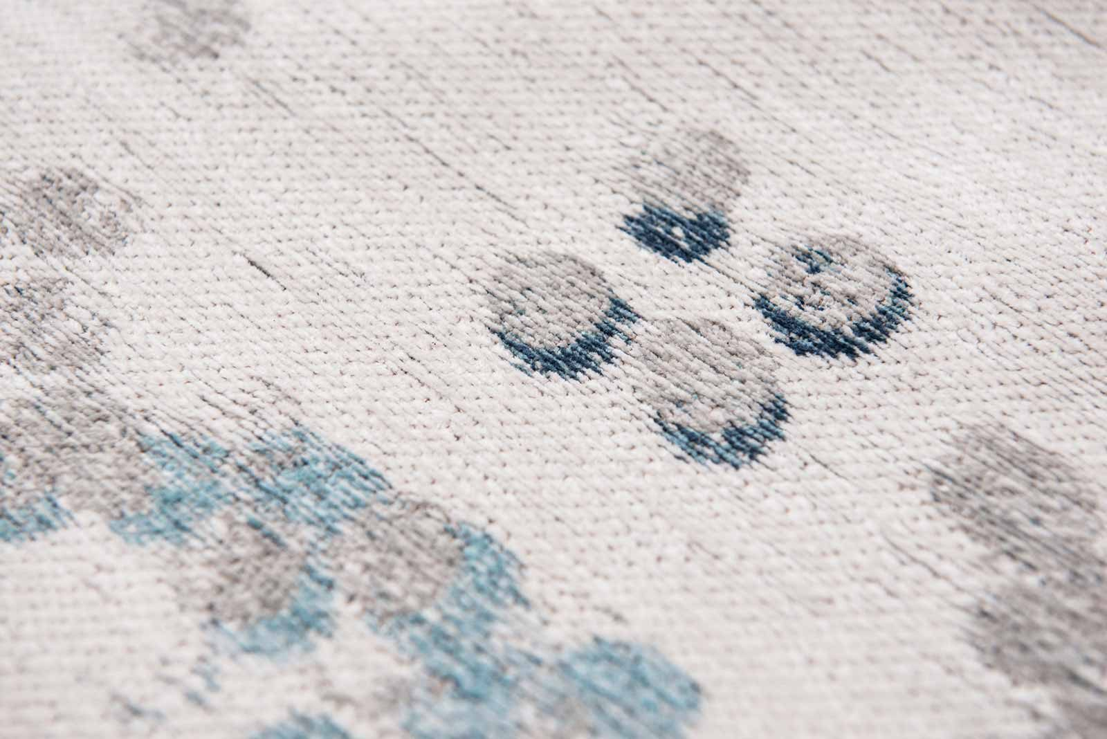 Louis De Poortere rugs Villa Nova LX 8762 Marit Indigo zoom 3