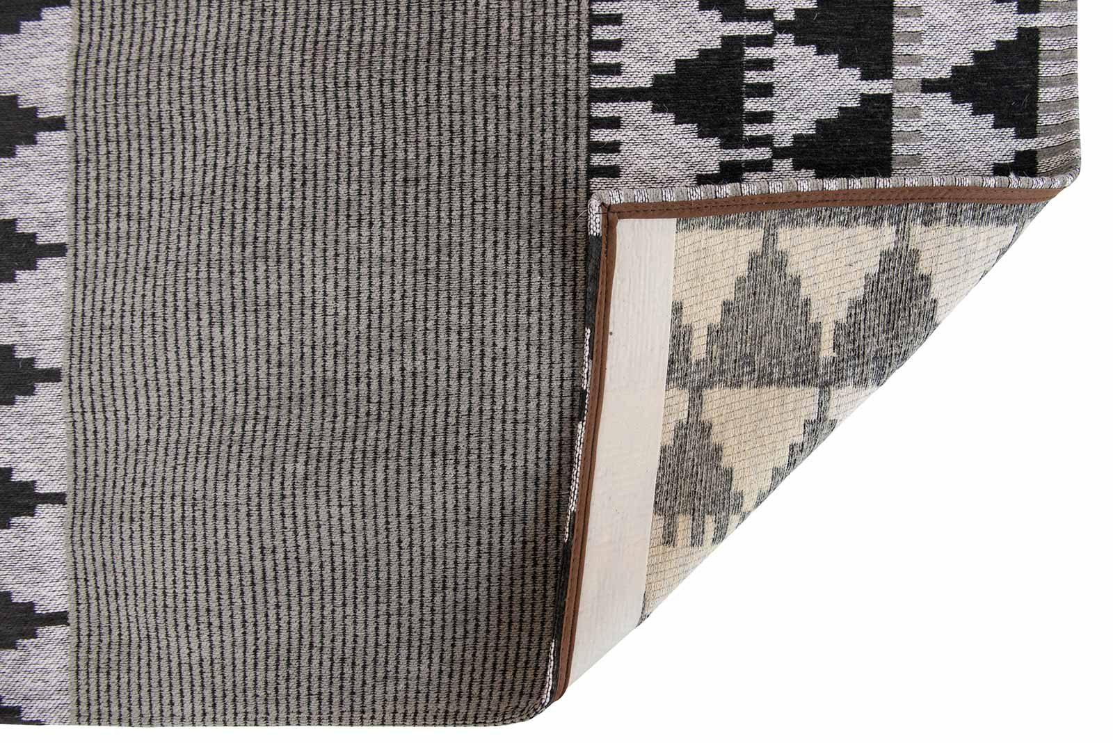 Louis De Poortere rugs Villa Nova LX 8764 Tobi Onyx back