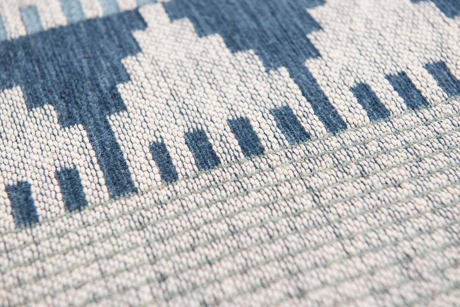 Louis De Poortere rugs Villa Nova LX 8766 Tobi Teal zoom