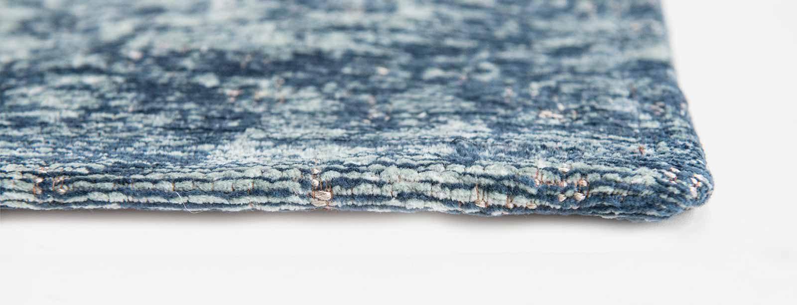 Louis De Poortere rugs Villa Nova LX 8769 Marka Teal side