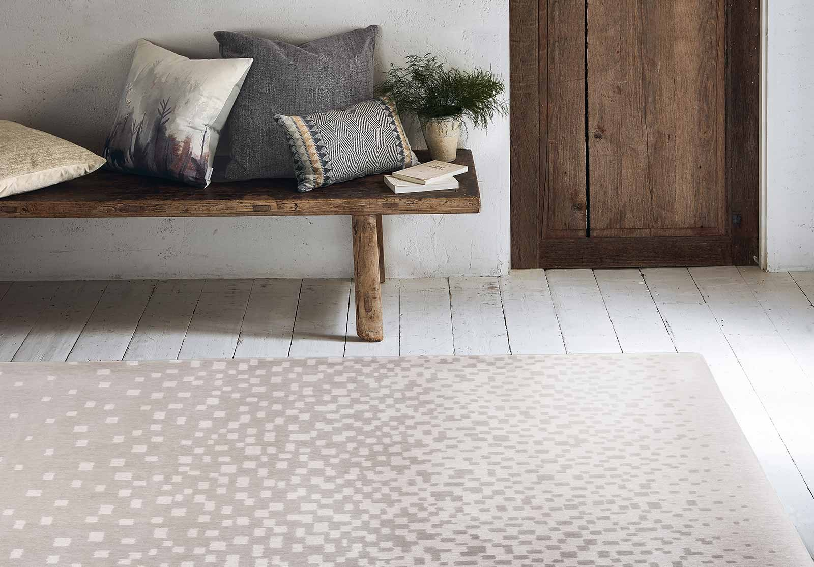 Louis De Poortere rugs Villa Nova LX 8776 Freyr Line interior