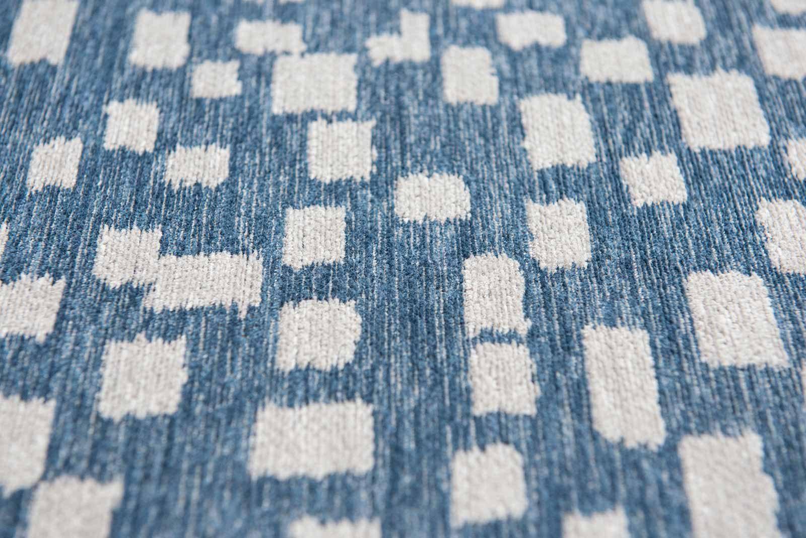 Louis De Poortere rugs Villa Nova LX 8777 Freyr Indigo zoom 2