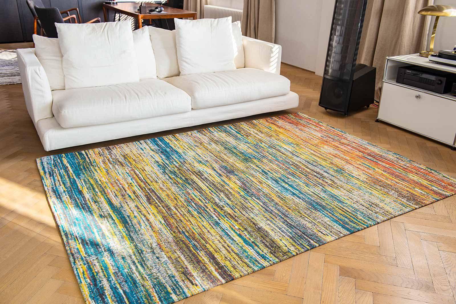 Louis De Poortere rug LX 8871 Sari Myriad interior