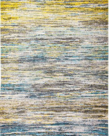 Louis De Poortere rug LX 8873 Sari Blue Yellow Mix