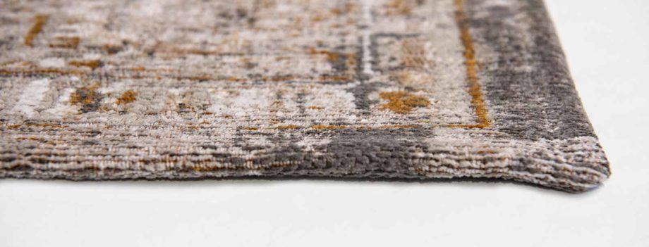 Louis De Poortere rug LX 8884 Antiquarian Ushak Suleiman Grey side
