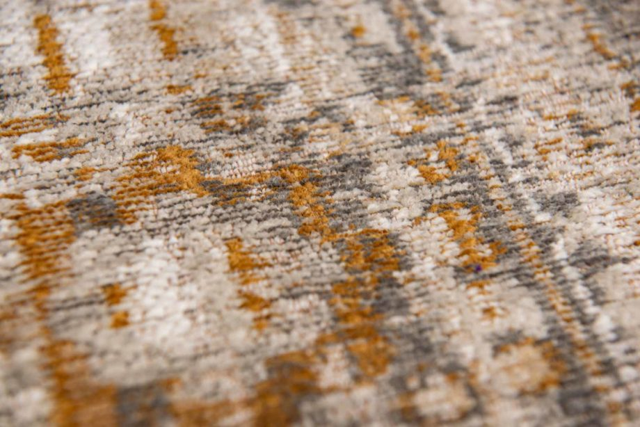 Louis De Poortere rug LX 8884 Antiquarian Ushak Suleiman Grey zoom