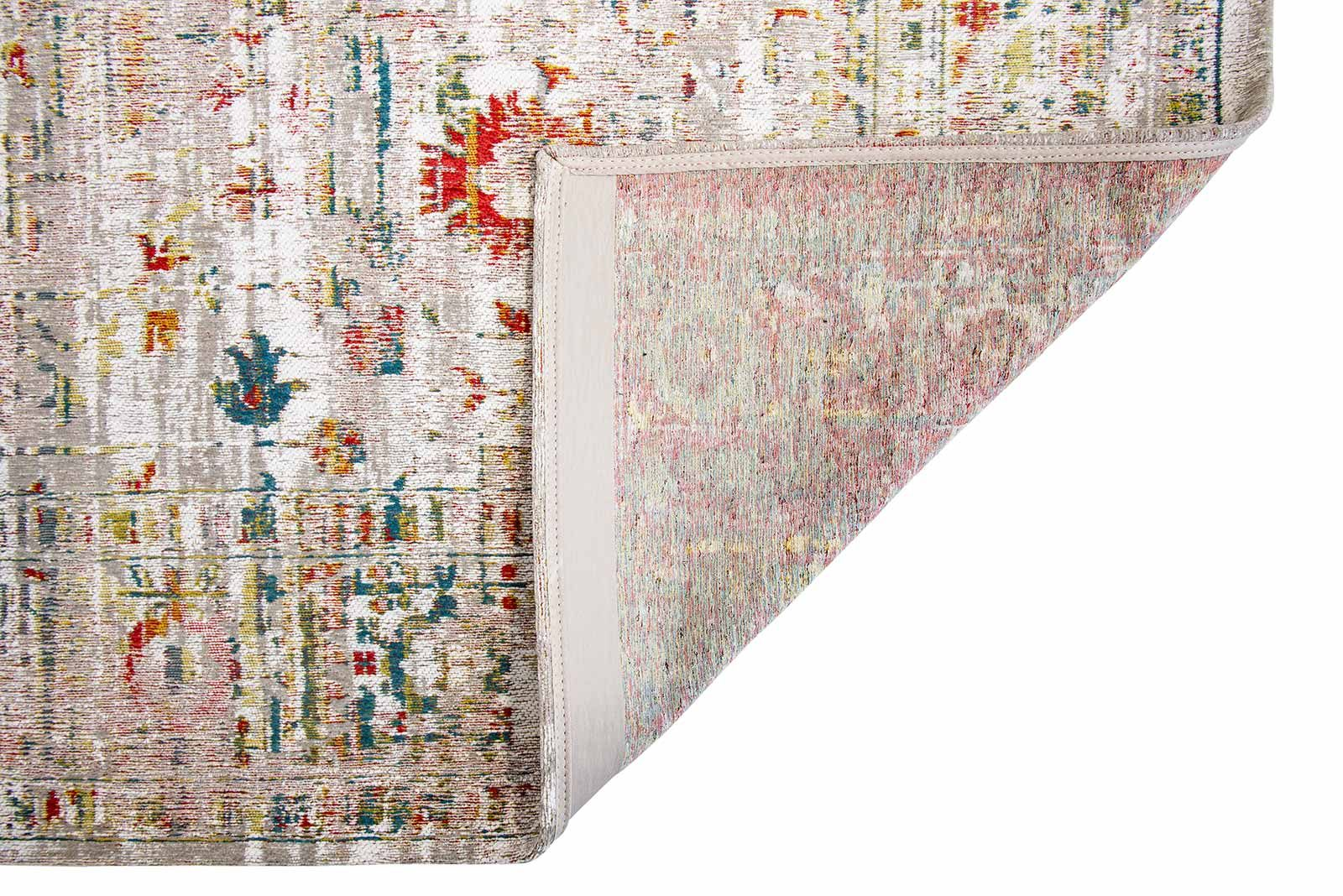 Louis De Poortere rug LX 8894 Antiquarian Ushak Turkish Delight back
