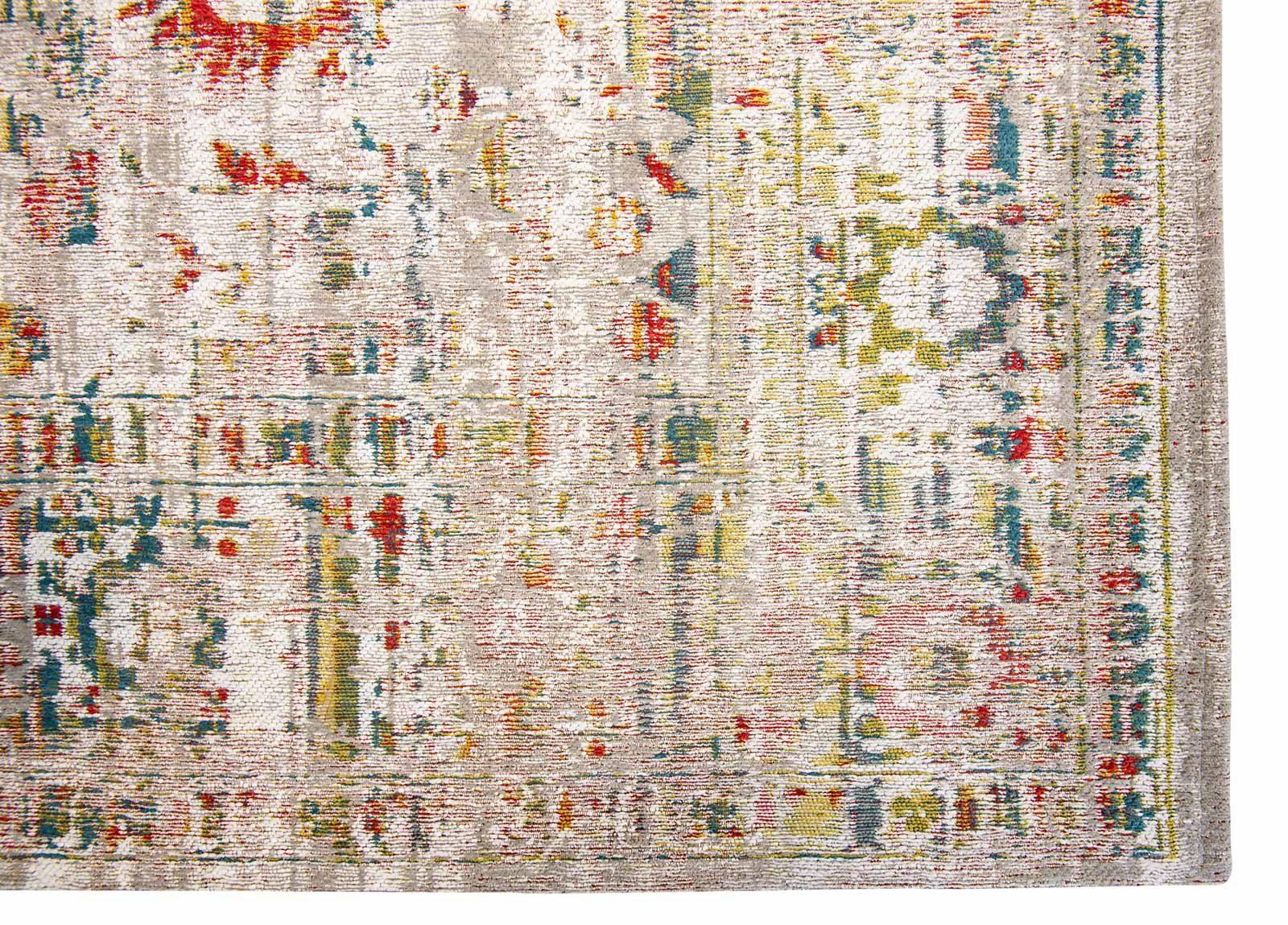 Louis De Poortere rug LX 8894 Antiquarian Ushak Turkish Delight corner