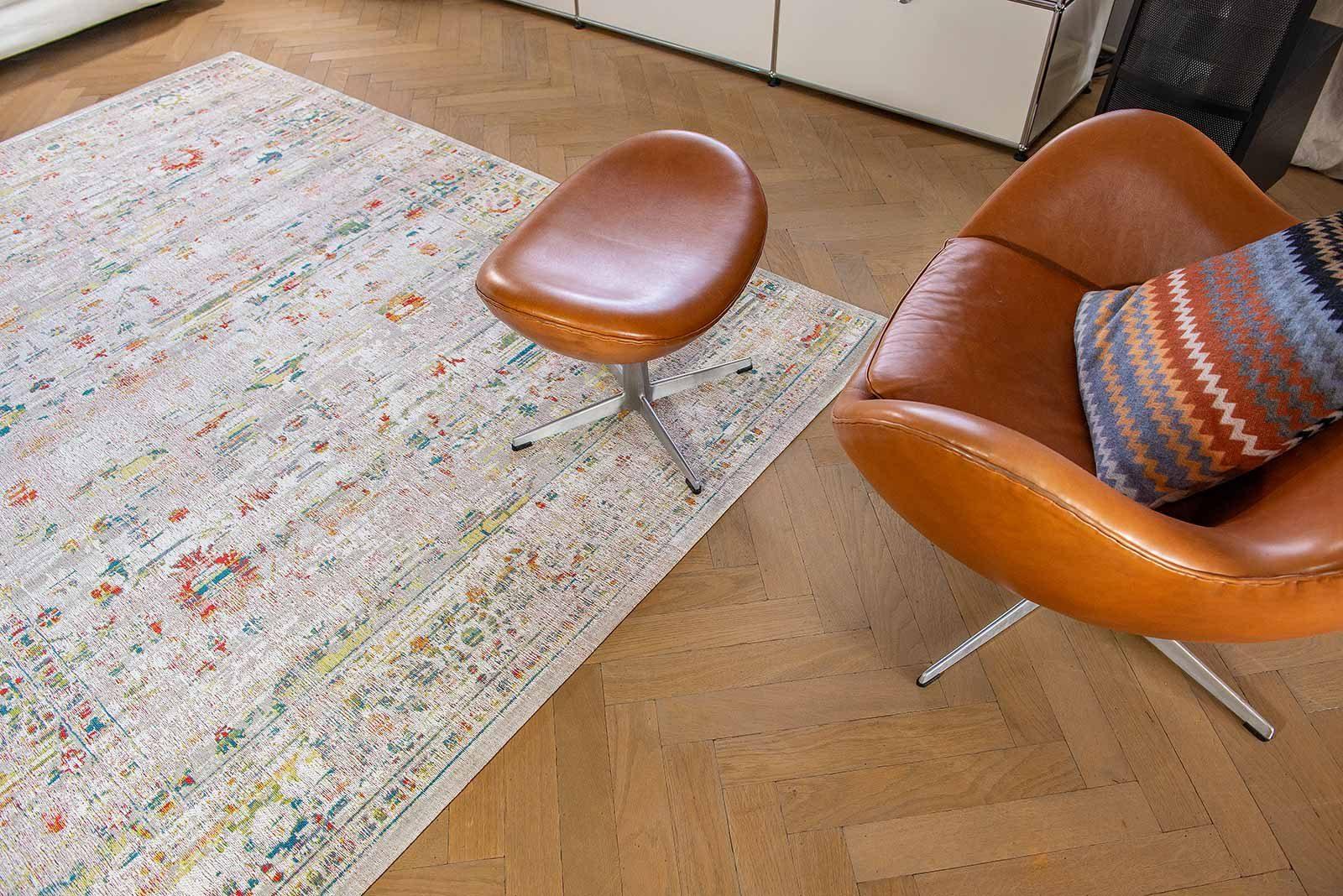 Louis De Poortere rug LX 8894 Antiquarian Ushak Turkish Delight interior 3