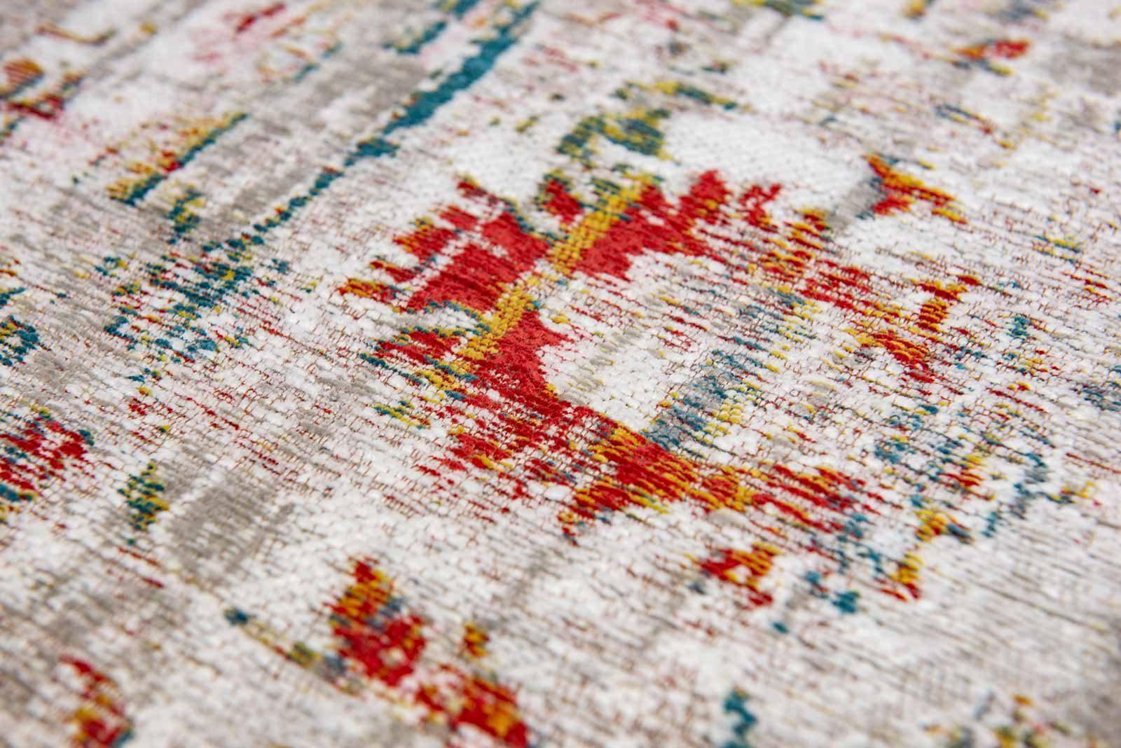 Louis De Poortere rug LX 8894 Antiquarian Ushak Turkish Delight zoom