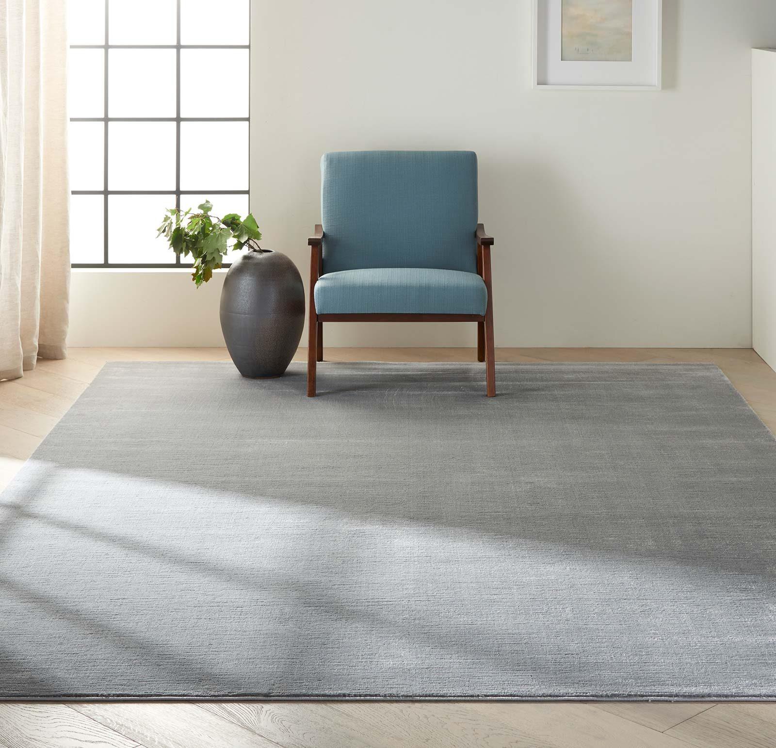 Calvin Klein rug Jackson CK780 CK781 GREY 8x11 099446356291 interior 1 C