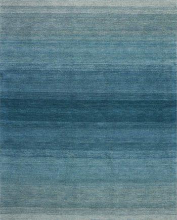 Calvin Klein rug Linear Glow CK206 GLO01 AQUA 8x11 099446136770 main