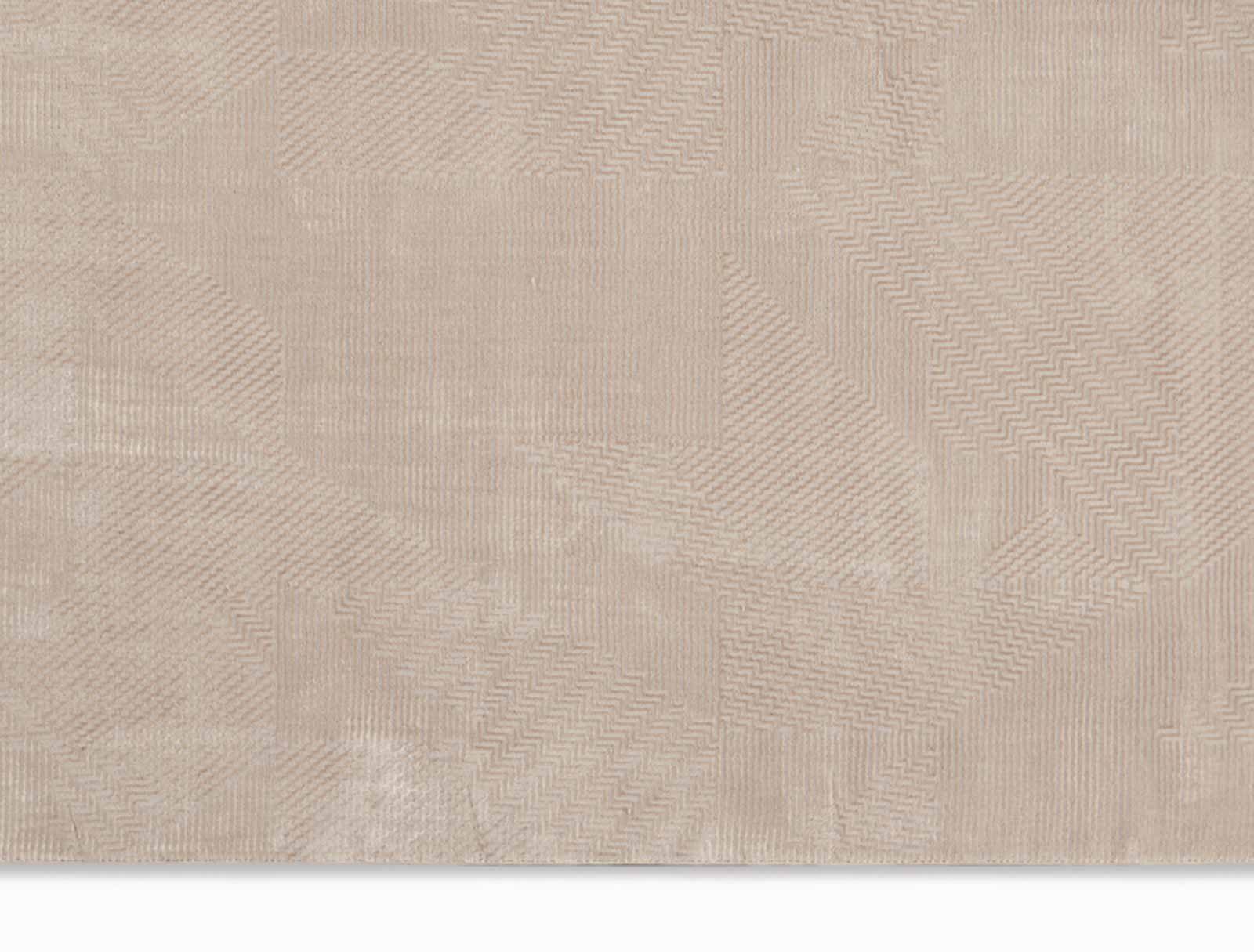 Calvin Klein rug Orlando CK850 CK852 GREY SAFFRON 5X7 099446488091 alt2