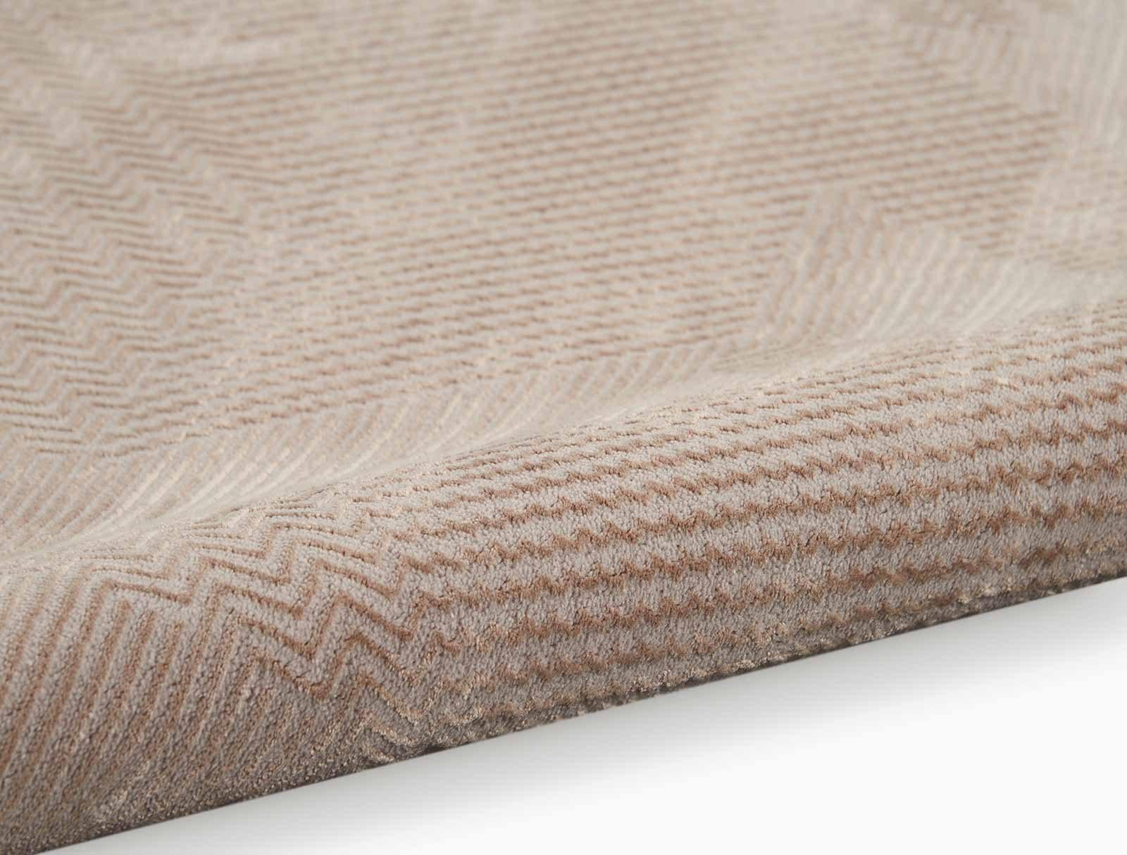 Calvin Klein rug Orlando CK850 CK852 GREY SAFFRON 5X7 099446488091 alt3 C