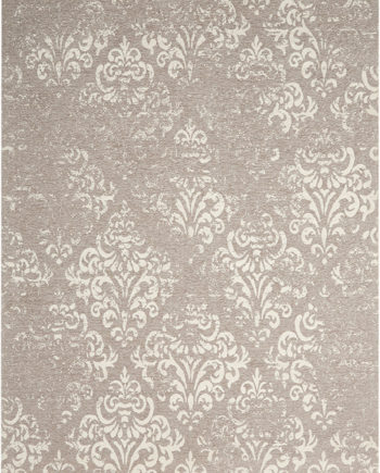 Nourison rug Damask DAS03 IVGRY 5x7 099446341358 main