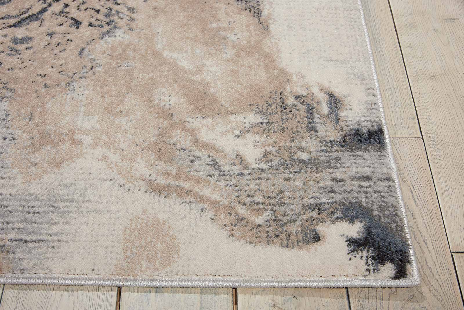 Nourison rug Maxell MAE08 GREY 6x8 099446343536 DT01