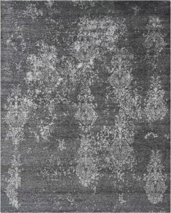 Nourison rug Silk Shadows SHA14 GRAPH 8x10 099446300928 main