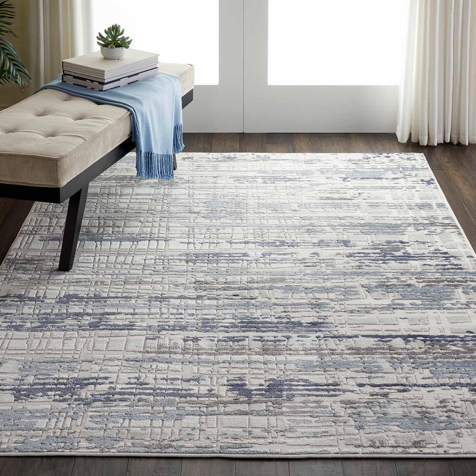 Nourison rug Urban Decor URD01 SLTIV 4x6 099446143556 interior 1 C