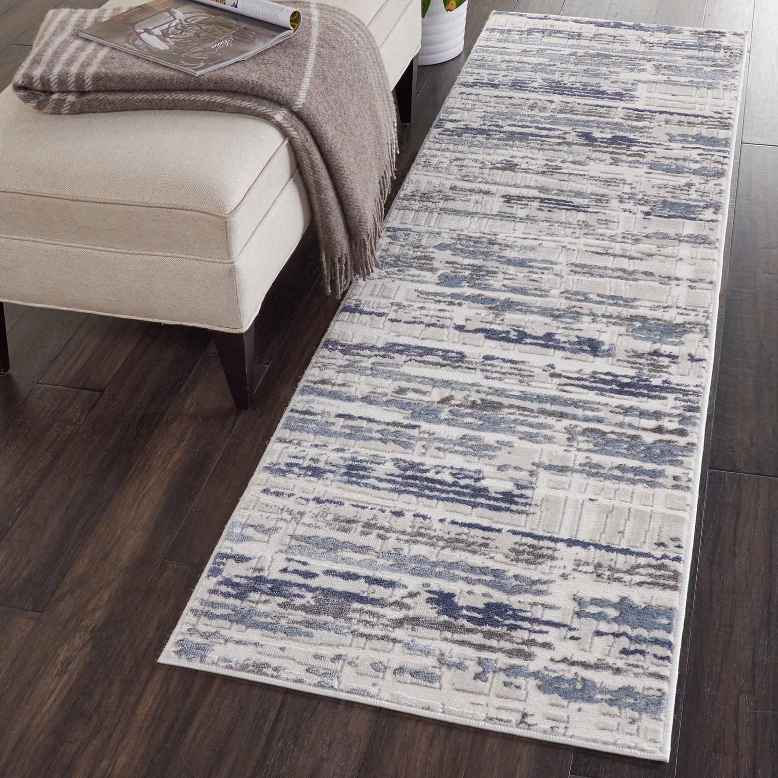 Nourison rug Urban Decor URD03 IVSLT 2X8 099446143570 interior 1 C