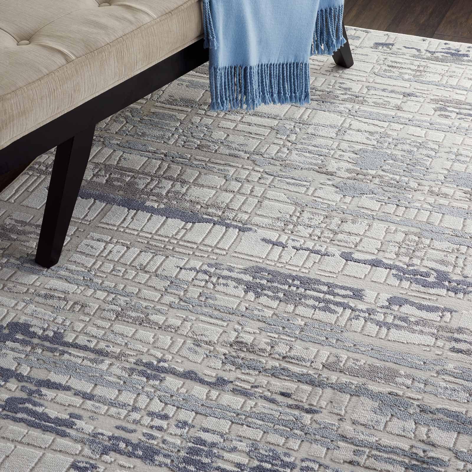 Nourison rug Urban Decor URD03 IVSLT 5x7 099446467034 interior 2 C