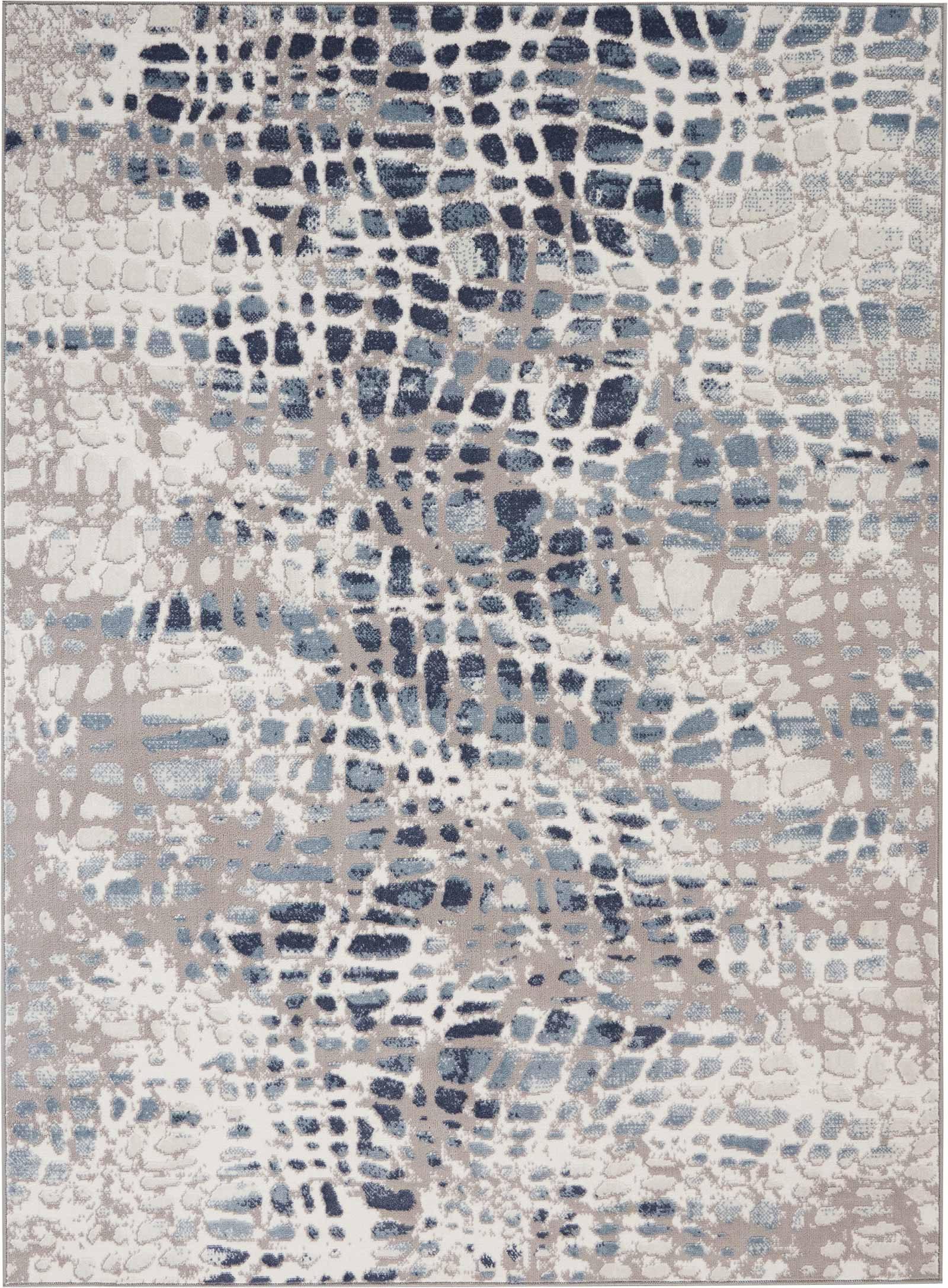 Nourison rug Urban Decor URD04 IVGRY 5x7 099446467119 main 1