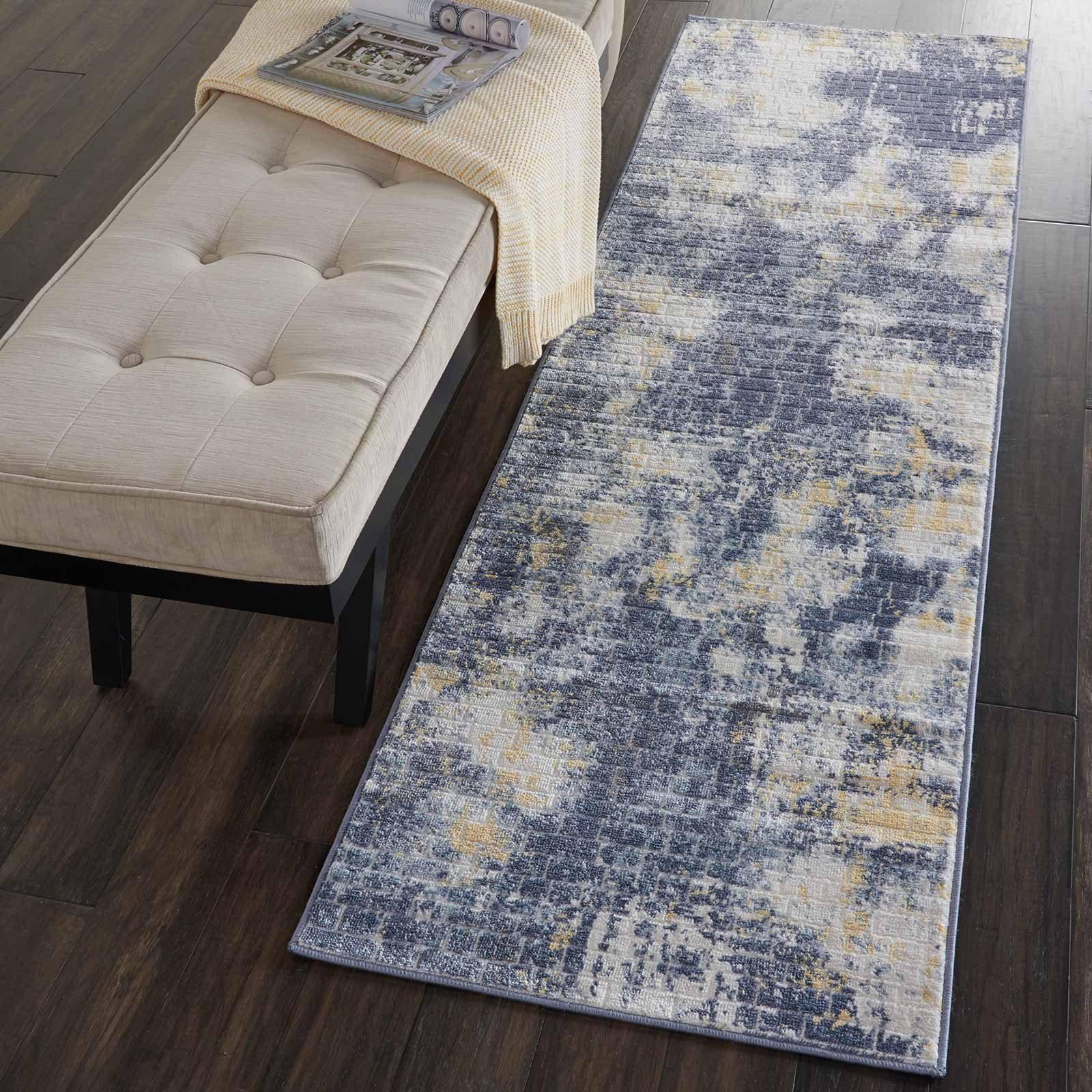 Nourison rug Urban Decor URD05 IVSKY 2X8 099446467164 interior 1 C