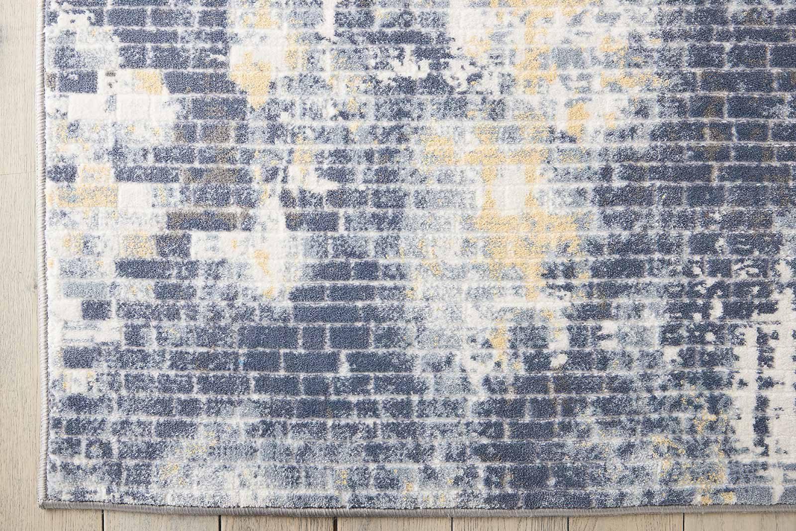 Nourison rug Urban Decor URD05 IVSKY 5x7 099446467188 CR01