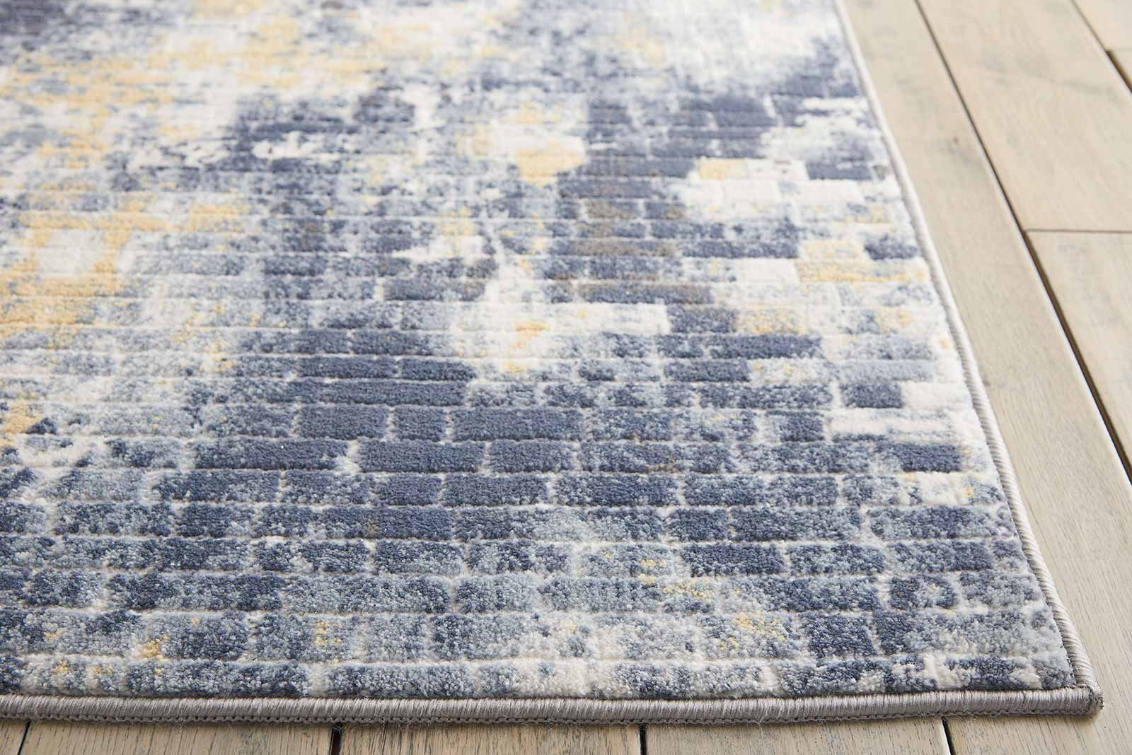 Nourison rug Urban Decor URD05 IVSKY 5x7 099446467188 DT01