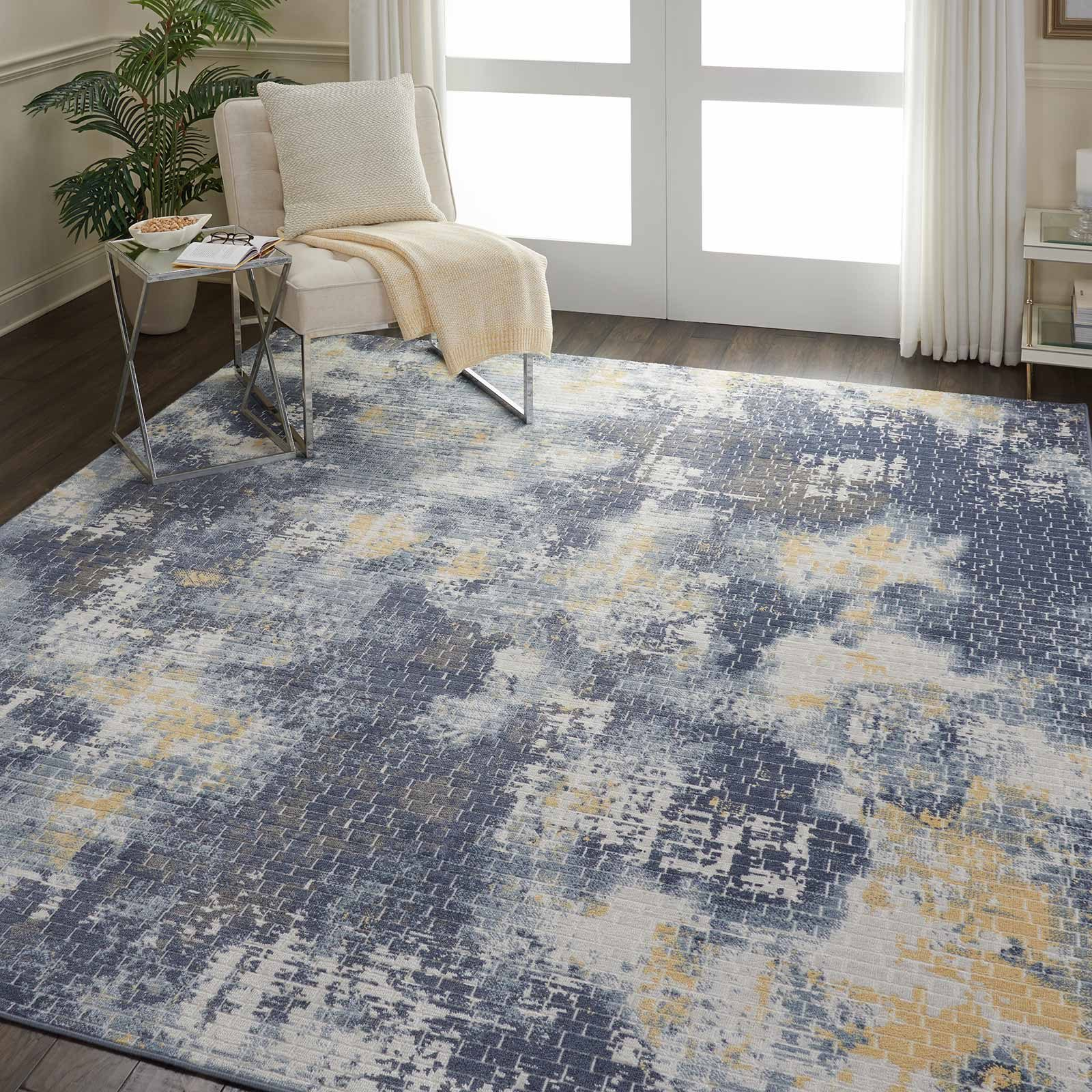 Nourison rug Urban Decor URD05 IVSKY 8X10 099446467133 interior 3 C